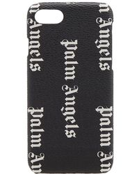 Palm Angels - Logo Iphone 7 Cover - Lyst