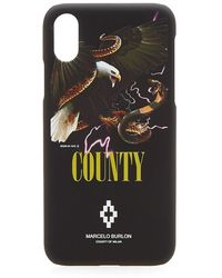 Marcelo Burlon - Eagle Iphone X Case - Lyst