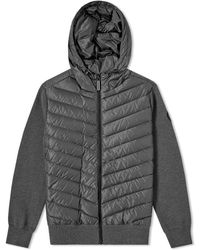 Canada Goose - Hybridge Knit Hoody - Lyst