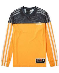 Alexander Wang - Adidas Originals By Alexander Wang Long Sleeve Photocopy Tee - Lyst