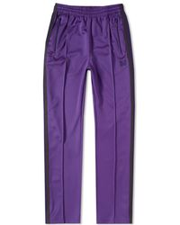 Needles - Poly Smooth Narrow Track Pant - Lyst