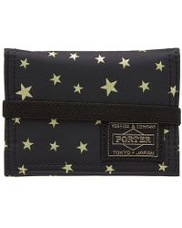 Head Porter - Stellar Band Card Case - Lyst