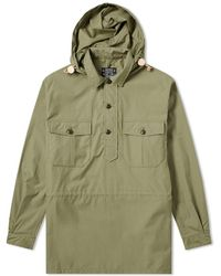 Nigel Cabourn - X Peak Performance Swedish Army Anorak - Lyst