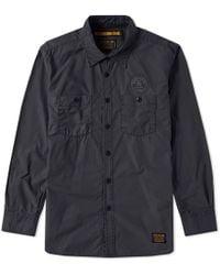 Neighborhood - Officer Shirt - Lyst