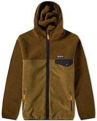 Patagonia - Lightweight Synchilla Snap-t Hoody - Lyst