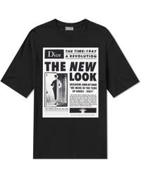 Dior Homme - New Look Print Tee - Lyst
