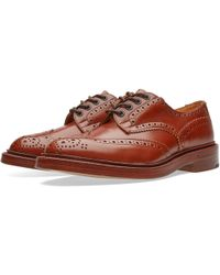 Tricker's - Tricker's Bourton Derby Brogue - Lyst