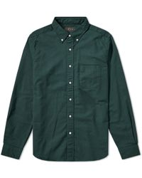 Beams Plus - Button Down Oxford Shirt - Lyst