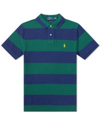 Polo Ralph Lauren - Striped Polo - Lyst