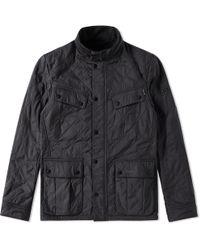 Barbour - International Ariel Polarquilt Jacket - Lyst