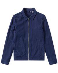 Gant Rugger - Textured Shirt Jacket - Lyst