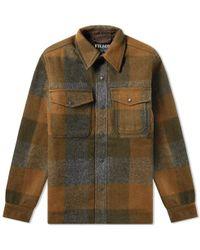 Filson Mackinaw Jac-shirt - Brown
