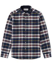 Barbour - Haden Check Shirt - Lyst
