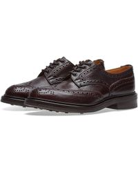 Tricker's - End. X Tricker's Bourton Brogue - Lyst