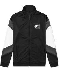 201dafc26 Nike Air Half-zip Jacket in Red for Men - Lyst