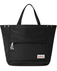 A.P.C. - Protection Tote Bag - Lyst