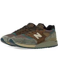New Balance M998awa 'military Pack' - Made In The Usa