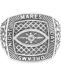Tom Wood - Champion Ring Crystal Eye - Lyst