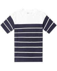 Acne | Naples Stripe Tee | Lyst