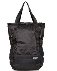 Patagonia - Lightweight Travel Tote Pack - Lyst