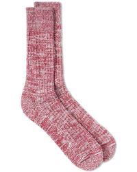 Universal Works - Men's Marl Socks - Lyst