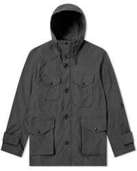 Nanamica - Polyester Nylon Stretch Cruiser Jacket - Lyst