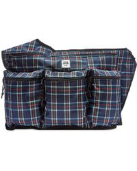 Opening Ceremony - Plaid Sling Backpack - Lyst