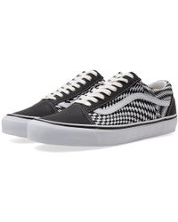 Vans - End. X Og Old Skool Lx 'vertigo' - Lyst