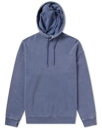 Acne Studios - Fala Washed Popover Hoody - Lyst