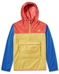 The North Face - Packable Anorak - Lyst