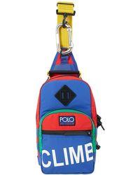 Polo Ralph Lauren - Polo Ralph Hi-tech Crossbody Bag - Lyst