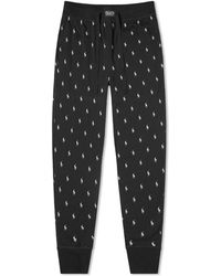 Polo Ralph Lauren - All Over Pony Sleepwear Pant - Lyst
