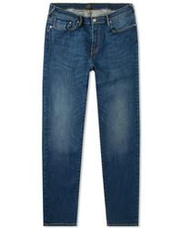 Paul Smith - Tapered Fit Lightweight Stretch Jean - Lyst