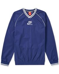 Nike - Archive Pullover Jacket - Lyst
