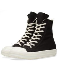 Rick Owens - Drkshdw High Sneaker - Lyst