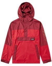 Stussy - Alpine Pullover Jacket - Lyst