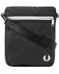 Fred Perry Authentic - Side Bag - Lyst