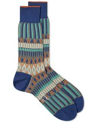Ayame Socks - Basket Lunch Multi Sock - Lyst