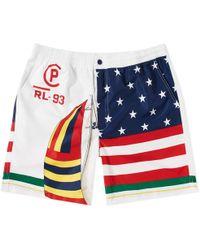 Polo Ralph Lauren - Cp93 Us Sailing Swim Short - Lyst