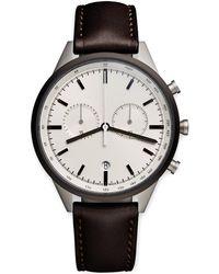Uniform Wares - C41 Chronograph Wristwatch - Lyst