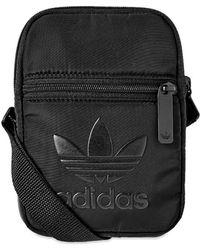 adidas - Trefoil Festival Bag - Lyst