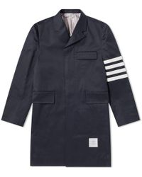 Thom Browne - Unconstructed Chesterfield Coat - Lyst