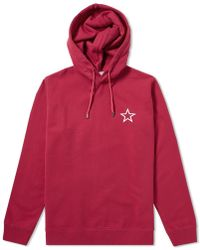 Givenchy - Cuban Star Print Popover Hoody - Lyst