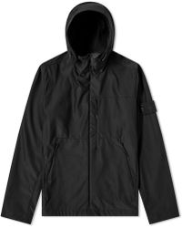 Stone Island - Ghost Concealed Hooded Bomber - Lyst