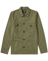 Carhartt WIP - Carhartt Michigan Shirt Jacket - Lyst