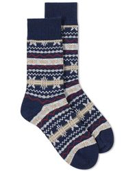 Barbour - Castleside Sock - Lyst