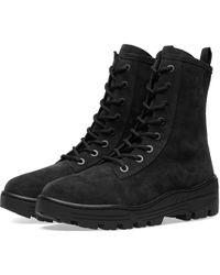 Yeezy - Combat Boot - Lyst