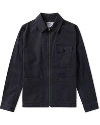 MHL by Margaret Howell - Mhl. By Margaret Howell Side Adjuster Jacket - Lyst