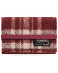 Head Porter | Lesson Band Card Case | Lyst