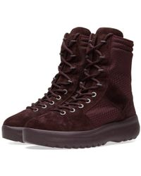 Yeezy - Military Boot - Lyst